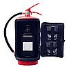 Подарок для мужчин Огнетушитель мини-бар 10 л  + 2 стакана в подарок, фото 2