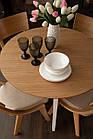 Обідній комплект: стіл Марс і стільці Диран Pavlyk ™, фото 3