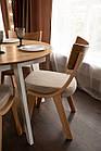 Обідній комплект: стіл Марс і стільці Диран Pavlyk ™, фото 7