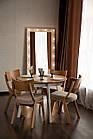 Обідній комплект: стіл Марс і стільці Диран Pavlyk ™, фото 10