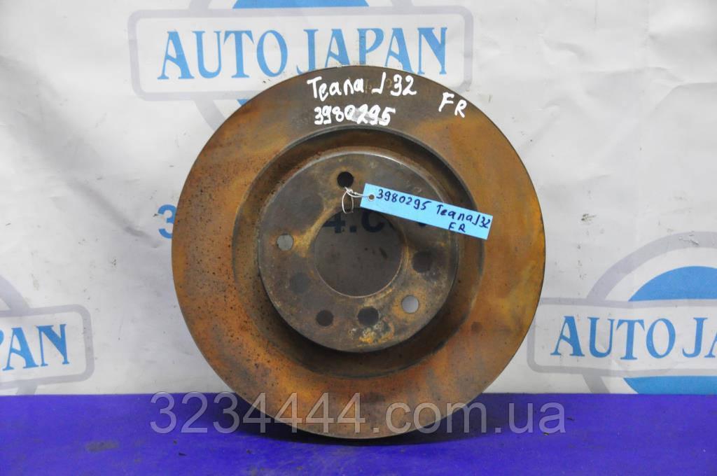 Диск тормозной передний NISSAN TEANA J32 08-14