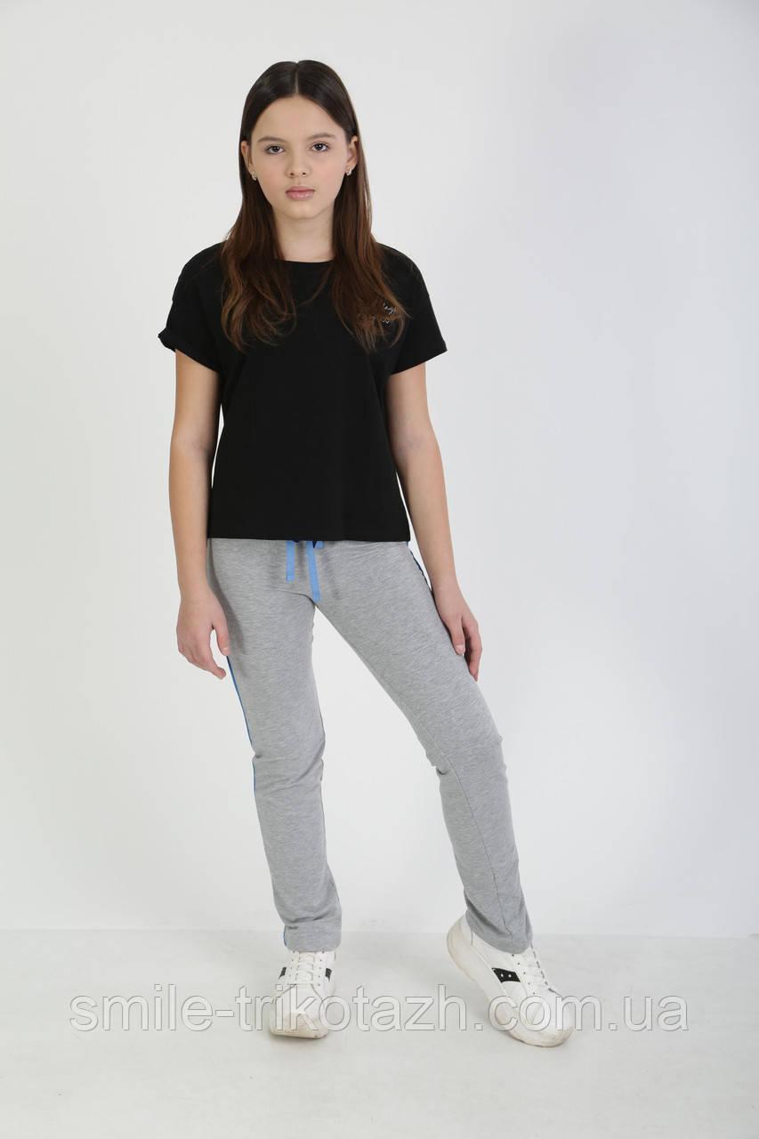 Спортивные штаны женские, двухнитка, от подростка до баталов