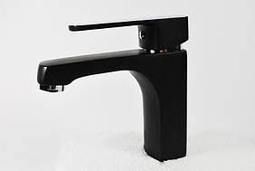 Смеситель для раковины Mixxus Missouri Black 001 Черный
