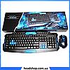 Беспроводная игровая клавиатура с мышью HK-8100, фото 6