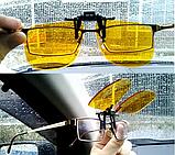 Накладка на окуляри Polarized / Окуляри антиблікові Код:6820, фото 4