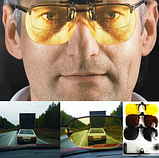 Накладка на окуляри Polarized / Окуляри антиблікові Код:6820, фото 6