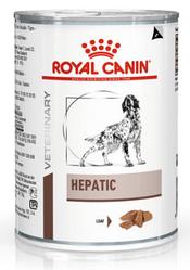 Royal Canin (Роял Канин) HEPATIC CANINE Cans диета для собак при заболевании печени, 420 г