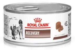 Royal Canin (Роял Канин) Recovery корм для собак и кошек в период восстановления после болезни, 195 г