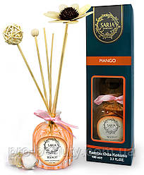 Аромадиффузор Sarıa Mango Bambu Oda Kokusu, 100 мл.