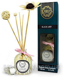 Аромадиффузор Sarıa Black List Bambu Oda Kokusu, 100 мл.