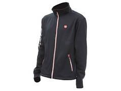 Куртка спортивная DAM Effzett Microfleece Jacket ХL Black