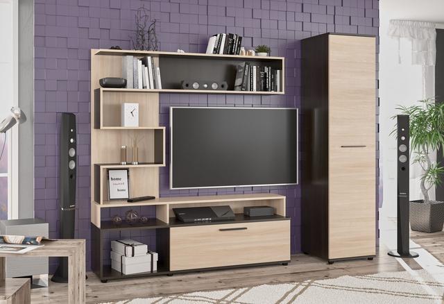 Заказать мебельную стенку Феррара Мебель-Сервис