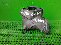 Бу клапан рециркуляции отработавших газов (EGR) Фланец впускного коллектора для Audi 80 - 90 - S2 ( B4 ), Volk, фото 1