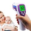Бесконтактный инфракрасный цифровой термометр / Термометр Doc-team, фото 10