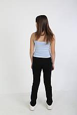 Спортивные штаны женские, двухнитка, от подростка до баталов, фото 2