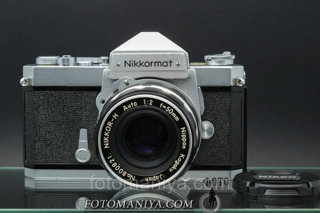 Nikkormat FTn kit Nikkor-H 50mm f2.0