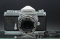 Nikkormat FTn kit Nikkor-H 50mm f2.0, фото 1