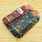 Носки женские махровые новогодние высокие Добра Пара 23-25р олень ассорти 20038984, фото 7