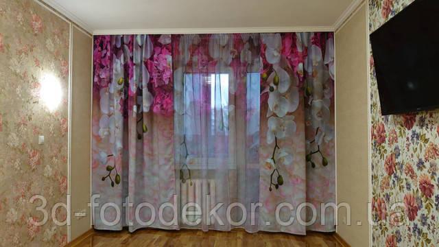 ткани для фото штор