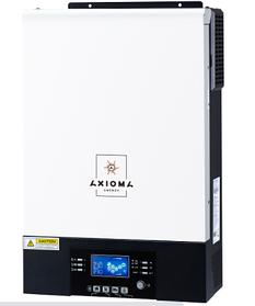 Гибридный инвертор ИБП 5000Вт, 48В + МППТ на 5кВт, ISMPPT BFP 5000 (Battery Free+Parallel), AXIOMA energy