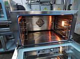 Печь конвекционная W60E  Foinox  Механическое управление б/у Италия, фото 7