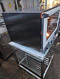 Печь конвекционная W60E  Foinox  Механическое управление б/у Италия, фото 3