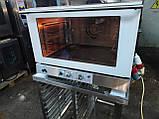 Печь конвекционная W60E  Foinox  Механическое управление б/у Италия, фото 4
