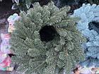 Литой Венок рождественский 40 см декоративный, фото 3
