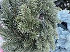 Литой Венок рождественский 40 см декоративный, фото 7