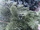 Литой Венок рождественский 40 см декоративный, фото 8