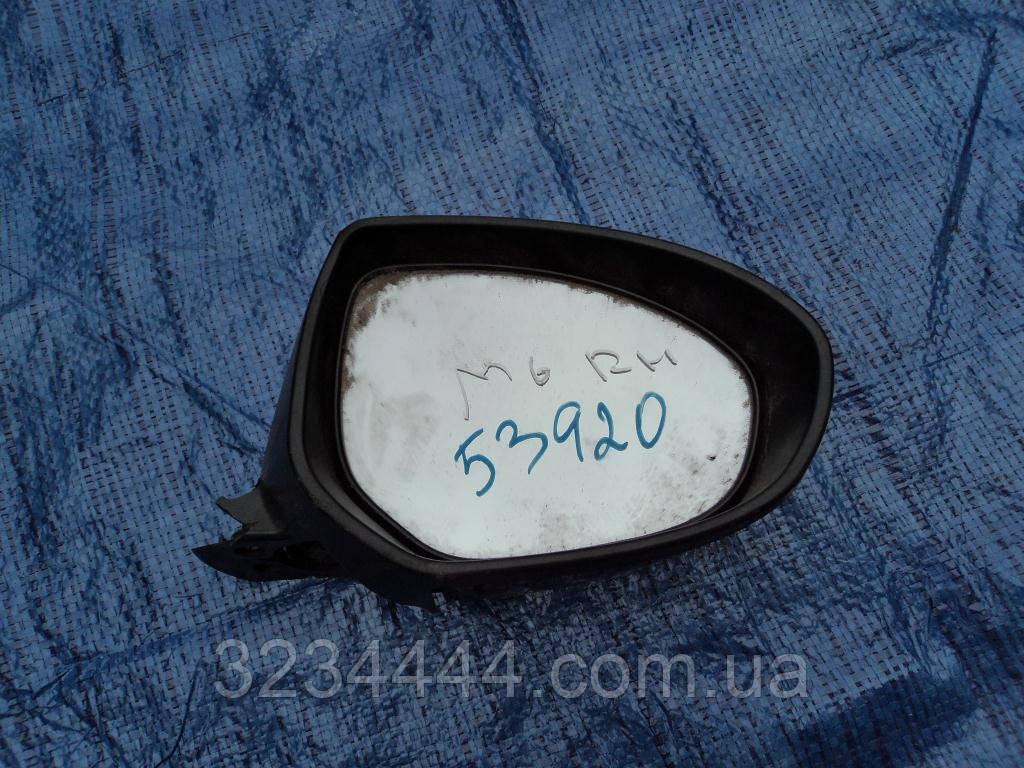 Зеркало R правое MAZDA MAZDA6 GH 07-12