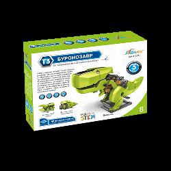 "Развивающий набор на солнечных батареях ""Буронозавр"" 3 в 1 (24-18-6,5 см) (BitKit)"