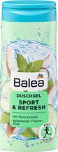 Гель для душу BALEA Sport & Refresh 300мл