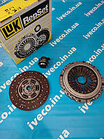 Комплект сцепления Iveco Stralis Trakker EuroStar EuroTech ASTRA HD Ивеко 643300900 2996743 42103036 122422, фото 1