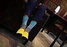 Шкарпетки від Friendly Socks різнокольорові у смужку та горошок, фото 3