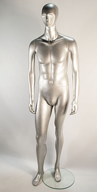 Манекен мужской K23-22 silver