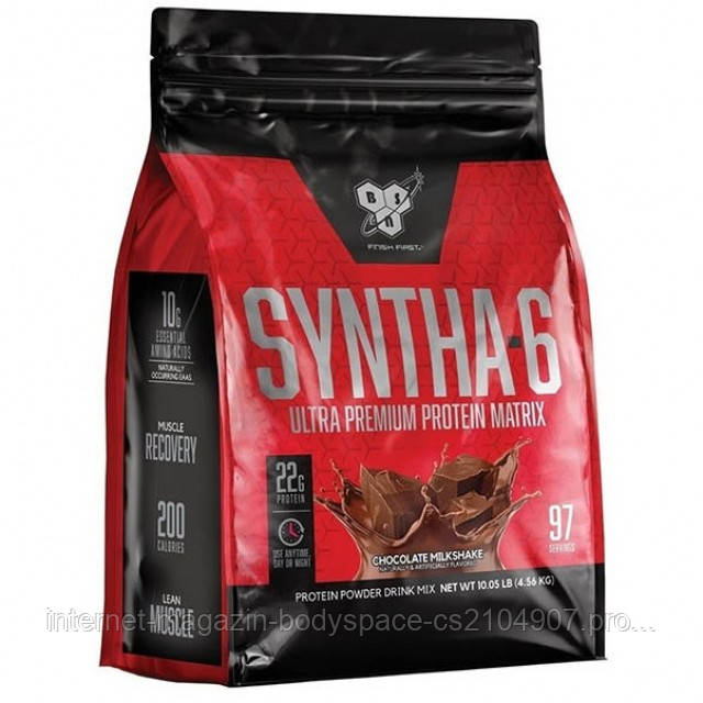 BSN Nutrition, Протеин Syntha-6 Оригинал USA, 4560 грамм
