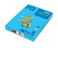 Папір кольоровий Mondi IQ color А4 500 аркушів 80 г/м2 синій (A4.80.IQI.AB48.500)