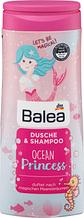 Детский  шампунь-гель Balea  Kids  Ocean Princess 300мл