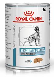 Royal Canin (Роял Канин) SENSITIVITY Control CANINE DUCK Cans диета для собак при пищевой алергиии, 420 г