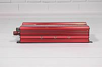 Преобразователь тока powerone plus (AC/DC Инвертор 2000W 12 V с вольтметром), фото 7