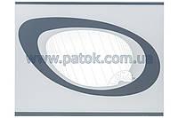 Панорамное стекло двери духовки для плиты Greta 498x384mm, фото 1