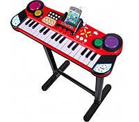 Детский синтезатор Simba с разъемом 3.5 мм 31 клавиша 67 см 6832609