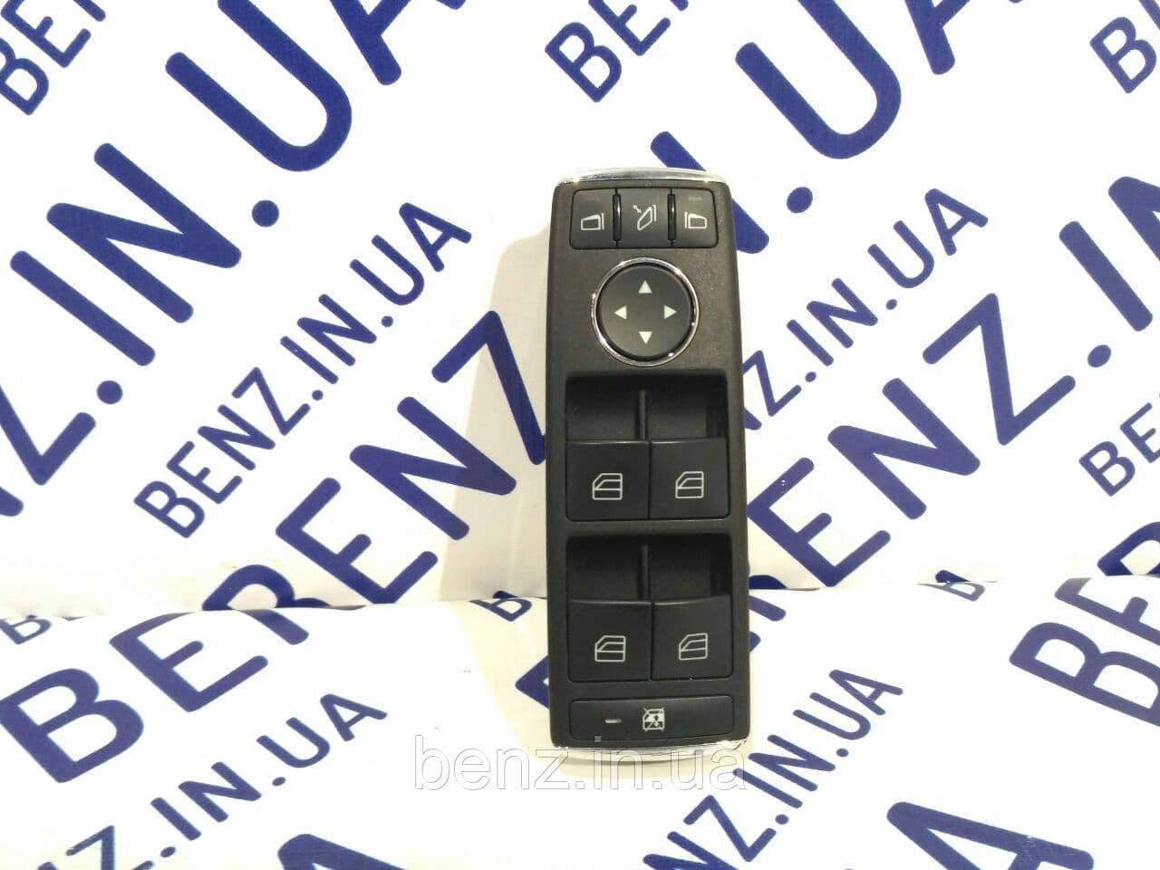 Блок управления стеклоподъемниками Mercedes W204/W212/C207 A2048703558