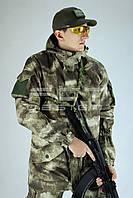 Костюм Горка 5 зимняя камуфляж Атакс серый, фото 1