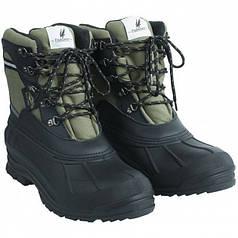 Ботинки зимние для рыбалки Mikado BMA-XD014 45 р Black/Green