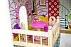 Кукольный домик игровой AVKO Вилла Венеция + LED подсветка + 2 куклы, фото 2