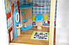 Кукольный домик игровой AVKO Вилла Венеция + LED подсветка + 2 куклы, фото 4