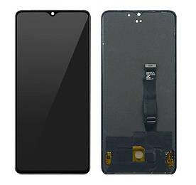 Дисплей для OnePlus 7T | 1+7T (HD1901 | HD1903) с сенсорным стеклом (Черный) Oled