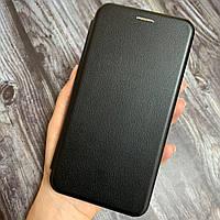 Чехол-книга для Xiaomi Redmi Note 4x подставка карман под карту магнитный чехол книжка на редми нот 4х черная